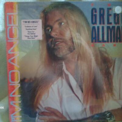 The Greg Allman Band
