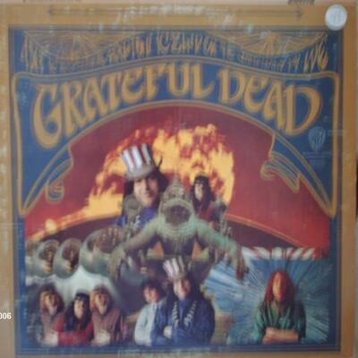Gratetful Dead