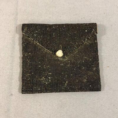 Lot 10 - Antique Coin Purse