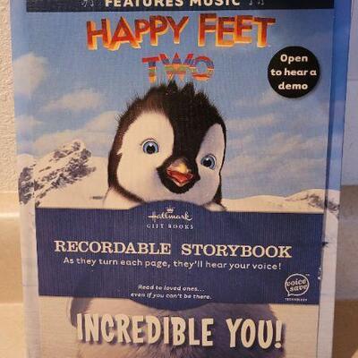 Lot 102: New Hallmark Children's Books - CUPIG'S + HAPPY FEET