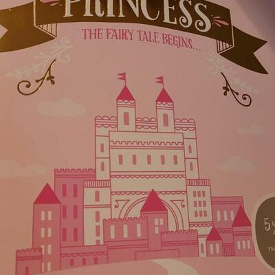 Lot 120: New HALMARK Our Little Princess Photo Album m