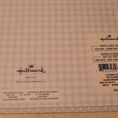 Lot 125: New Hallmark OUR LITTLE ANSWERED PRAYER Album