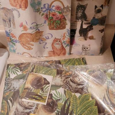 Lot 149: Assorted NEW Sealed Gift Wrap Paper