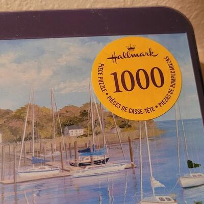 Lot 155: New Hallmark 1000 pc. PUZZLE