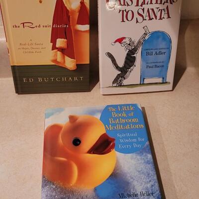Lot 157: New Hallmark Books x 3