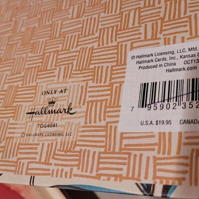 Lot 164: New Hallmark Assortment - Coffee Cup, Book + Photo Album