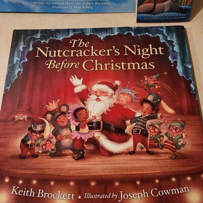 Lot 165: New Hallmark Christmas Books x 2