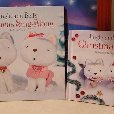 Lot 168: New Hallmark Christmas Books x 3