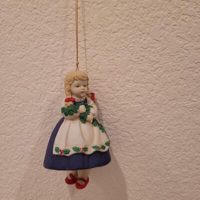 Lot 207: Smithsonian Institute School Girl Bells