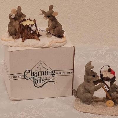 Lot 211: (2) Charming Tails