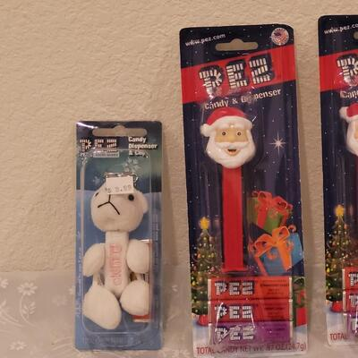 Lot 217: Collector's Pez