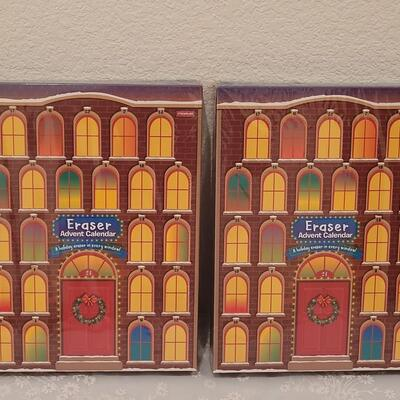 Lot 220: Christmas Advent Calenders
