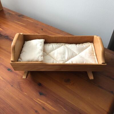 Lot 23 - Vintage Strombecker Cradle
