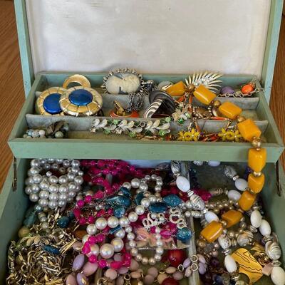 loaded jewelry box