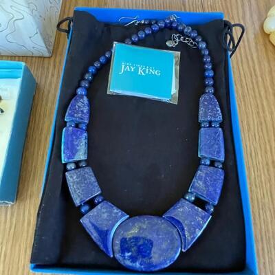 Large Jay King necklace