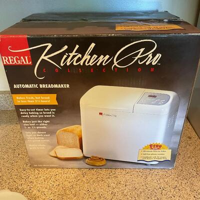 Kitchen pro Bread maker
