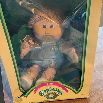 1985 Cabbage Patch in Box