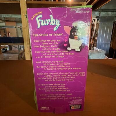 Rare 70-800 Furby New old stock