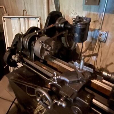 South Bend Engine Lathe