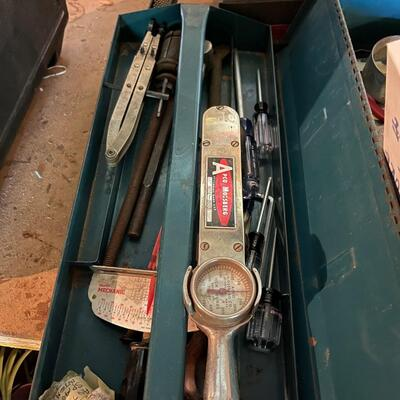 Loaded tool box / Snap-on