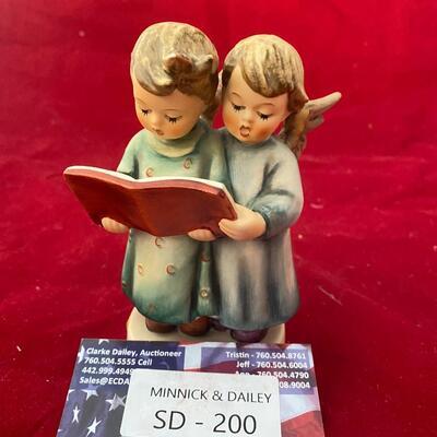 LOT 200 Stille Nacht Angel Duet 261