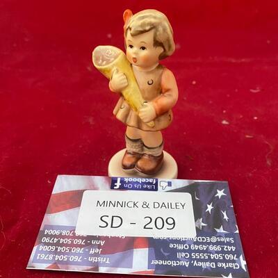 LOT 209 A Sweet Offering 594 3/0