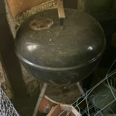 Weber  grill charcoal