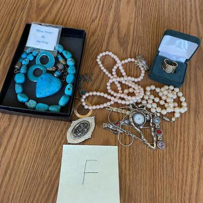 (F) Jewelry Lot