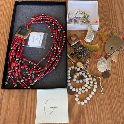 (G) Jewelry Lot