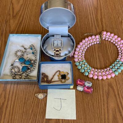 (J) Jewelry Lot