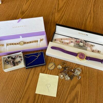 (P) Jewelry Lot