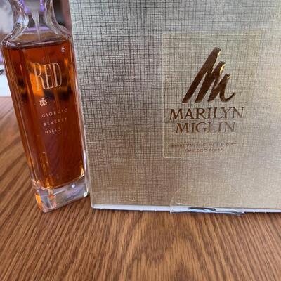 NIB Perfume Red & Marilyn Miglin