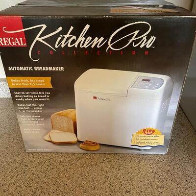 Kitchen Pro Bread Maker NIB