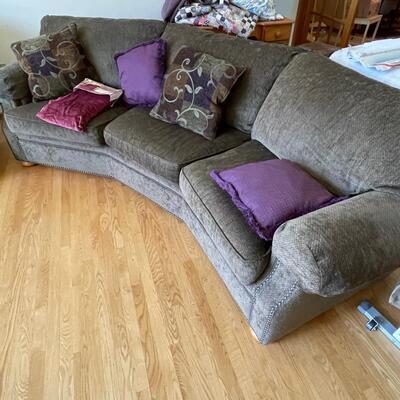 Sectional Sofa / Very Nice