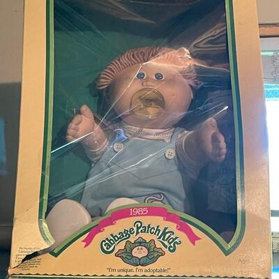 Cabbage Patch Doll / Original
