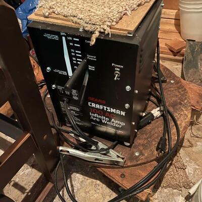 Craftsman 100 ac arc welder