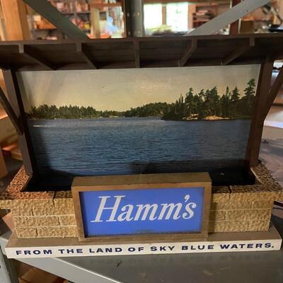 Hamm's Beer Light
