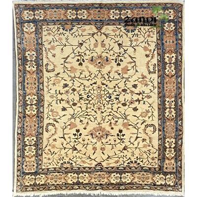 Afghani Oushak design rug 8'8