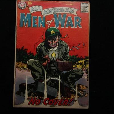 All-American Men of War #62