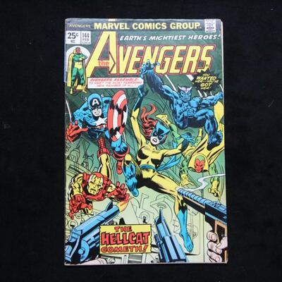 Avengers #144 (1976,Marvel)  7.0 FN/VF