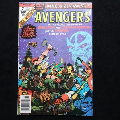Avengers Annual #7
