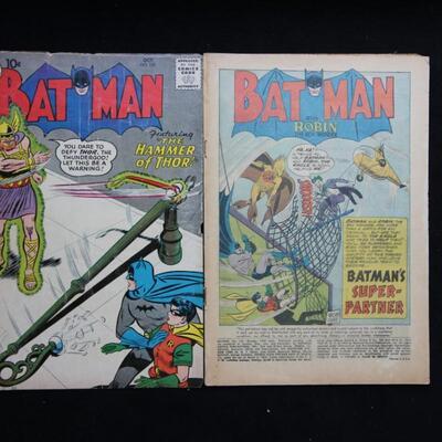 Batman #127 (1959,DC)  1.0 FR