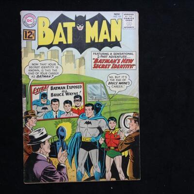 Batman #151 (1962,DC)  4.0 VG
