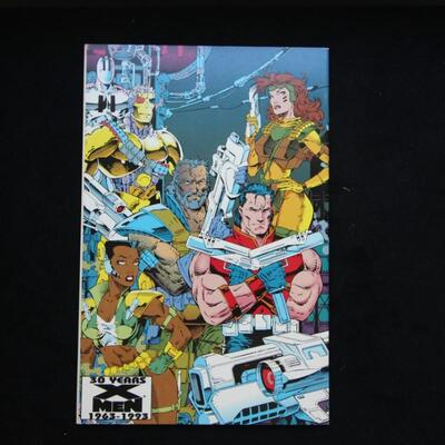 Cable #1 (1993,Marvel)  9.0 VF/NM