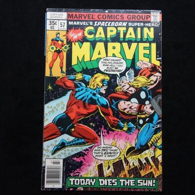 Captain Marvel #57