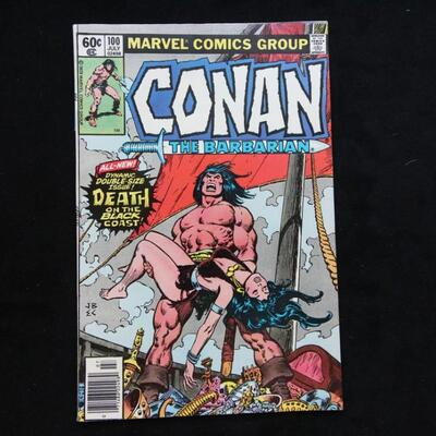 Conan #100 (1979,Marvel)  9.0 VF/NM