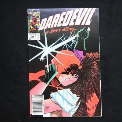 Daredevil #255 (1988,Marvel)  6.5 FN+