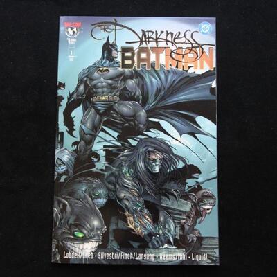 Darkness/Batman #1
