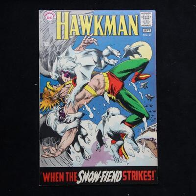 Hawkman #27 (1968,DC)  8.0 VF