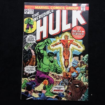 Incredible Hulk #178